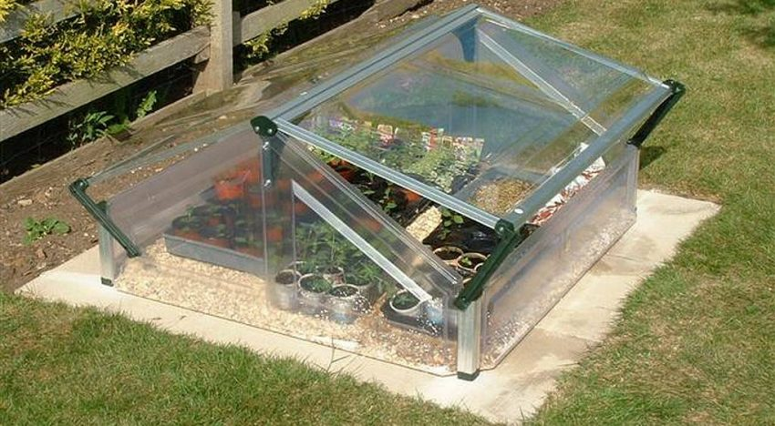 4 ways for using coldframes in your garden