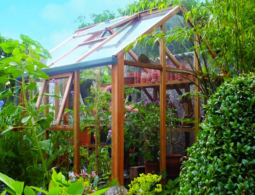 Popular Greenhouses that last longer while looking cool