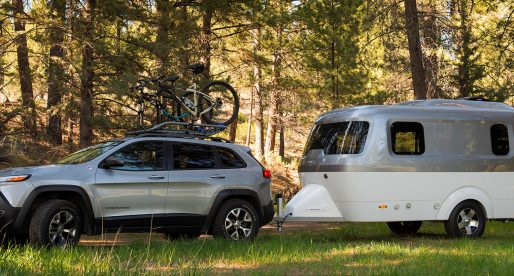 Airstream has acquired NEST Caravans a molded fiberglass trailer company