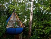 Bizarre but Beautiful Glamping in Style with the Goutte d'Ô