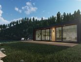 Stylish Eco-Friendly Canadian Home Design