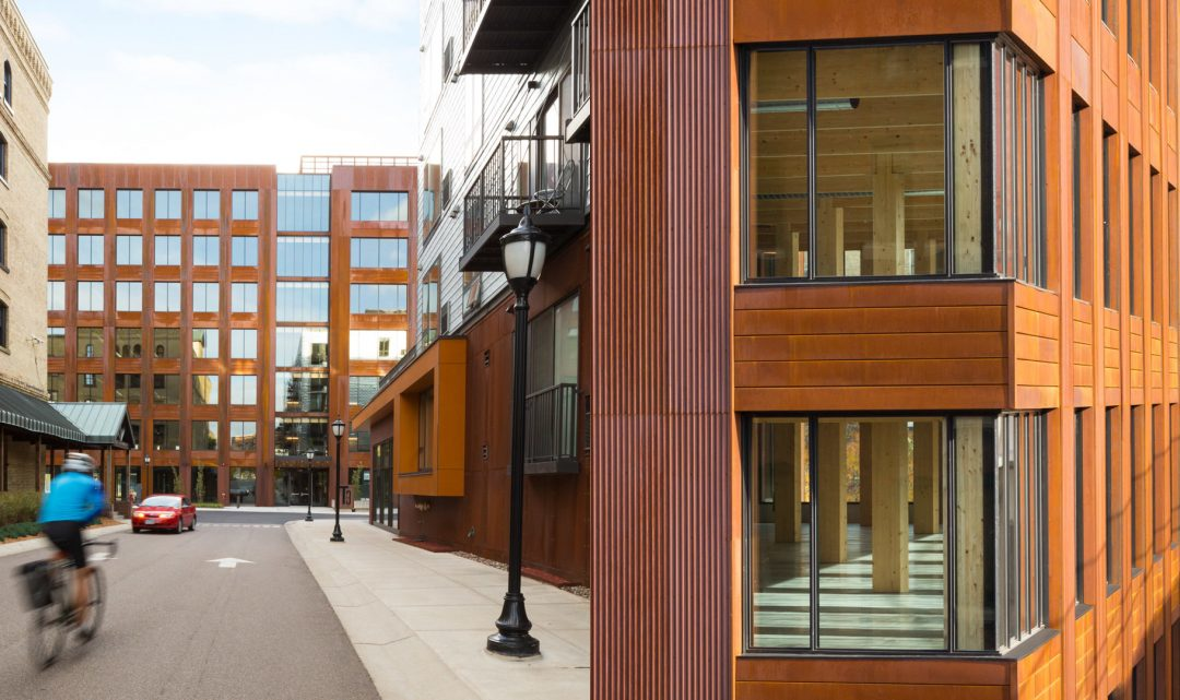 Can Timber be the Future of Urban Construction?